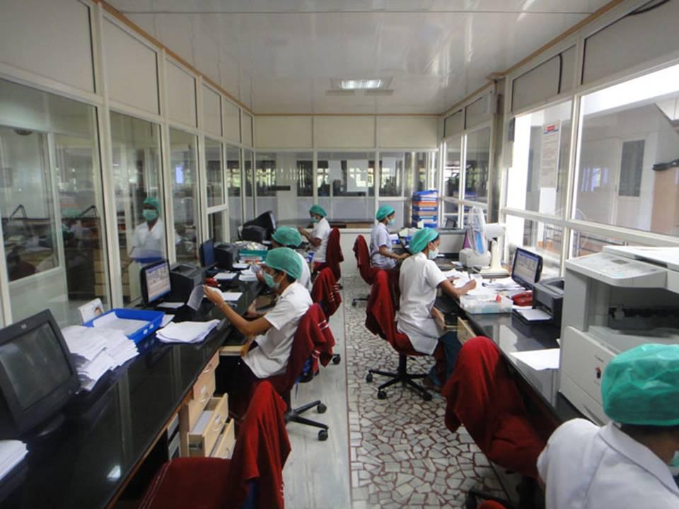 Visit to Dentalcare Dental Laboratory