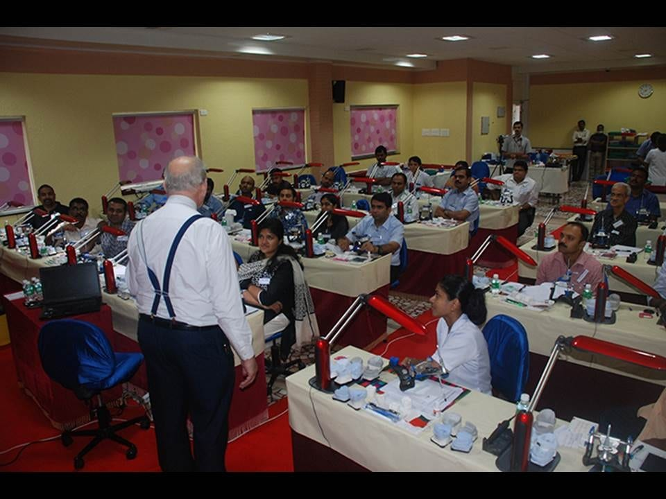 Occlusion Course At Dentcare Dental Lab