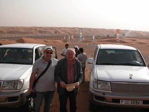 Dune Safarying