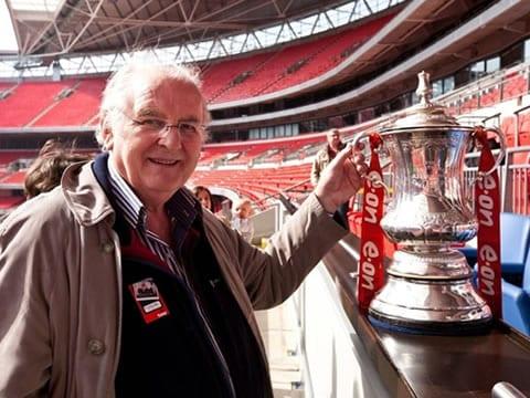 Stuart FA Cup