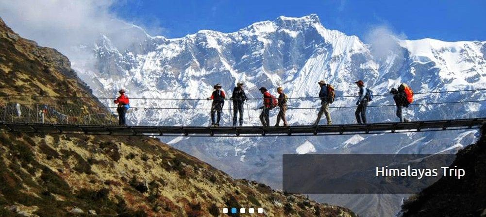Himalayas Trip